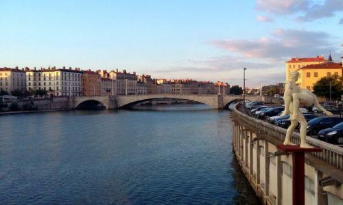 Zdjęcie FRANCJA / Francja / Lyon / Lyon