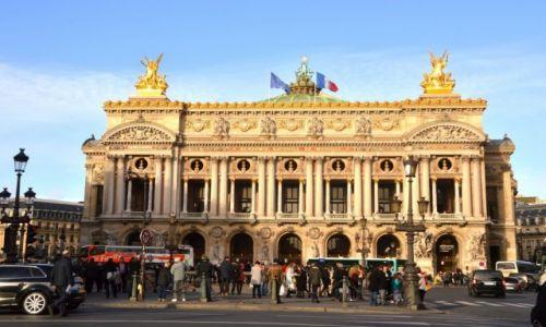 Zdjęcie FRANCJA / Francja / Paryż / Opera Garnier