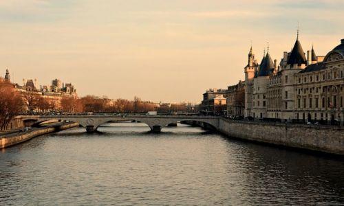 Zdjecie FRANCJA / Francja / Paryż / Na wyspie Świętego Ludwika