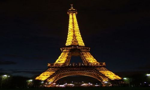 Zdjecie FRANCJA / Francja / Paryż / wieza eiffla