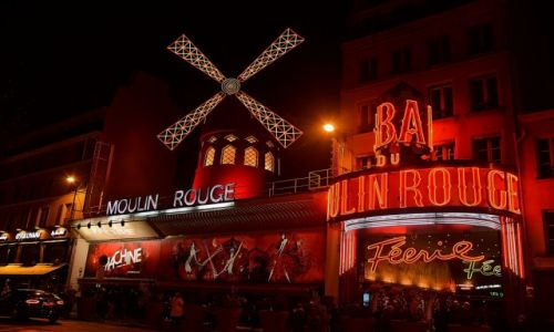 Zdjęcie FRANCJA / Francja / Paryż / Moulin Rouge