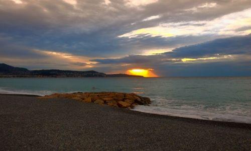 Zdjęcie FRANCJA / Lazurowe Wybrzeże / Nicea / Dzień dobry Niceo