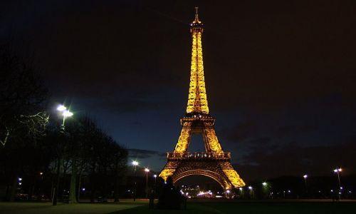 Zdjecie FRANCJA / Francja / Paryż / wieżyczka