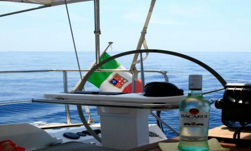 Zdjęcie FRANCJA / Morze Tyrrenskie / Korsyka / Rejs