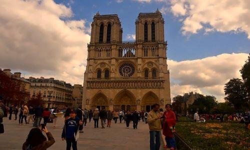 FRANCJA / - / Pary� / Notre Dame