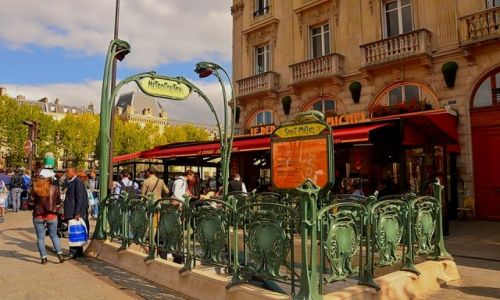 FRANCJA / - / Pary� / Paryskie klimaty
