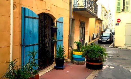 Zdjęcie FRANCJA / - / Marsylia / Klimatyczne ulice Marsylii