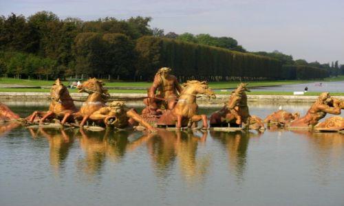 Zdjecie FRANCJA / Ile-de-France / Wersal / Apollo w ogrodach Króla Słońce