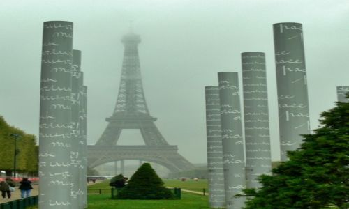 Zdjecie FRANCJA / - / Paryż / Paris