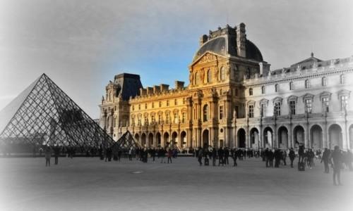 Zdjęcie FRANCJA / - / Paryż / Luwr