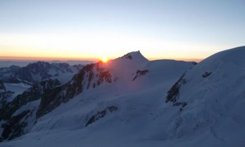 Zdjecie FRANCJA / chamonix / mont blanc / Mont Blanc KA Warszawa