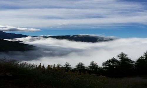Zdjecie FRANCJA / Alpy Delfinackie / - / Troch� chmur ;)