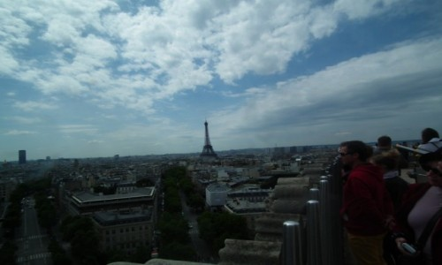 Zdjecie FRANCJA / sto�eczny / Pary� / Perspektywa eur