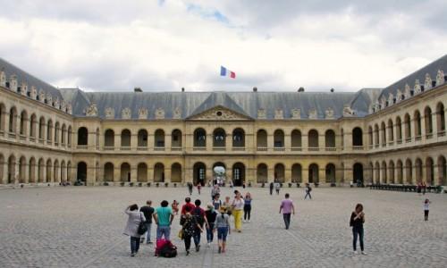 FRANCJA / Pary� / Les Invalides / Hotel des Invalides