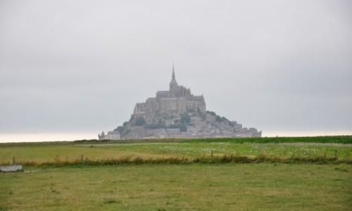Zdjęcie FRANCJA / Normandia / Mont St. Michel / Mont St. Michel