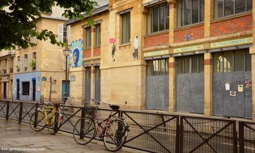 Zdjecie FRANCJA / - / Pary� / Uliczkami Le Ma