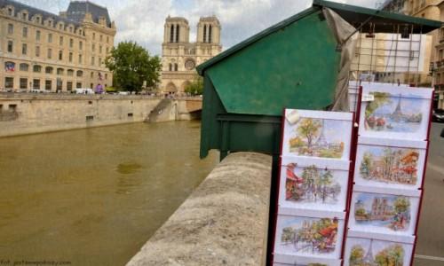 Zdjecie FRANCJA / - / Pary� / Pami�tki z Pary