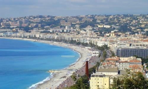 Zdjęcie FRANCJA / Lazurowe Wybrzeże / Nicea / Nicea