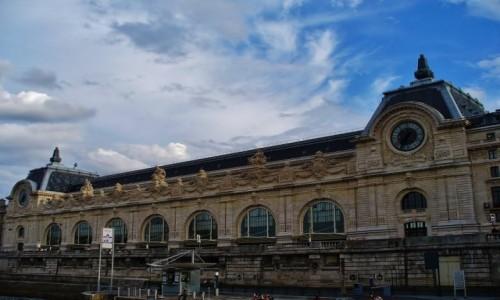 Zdjecie FRANCJA / Ile de France / Pary� / Pary�, dworzec/