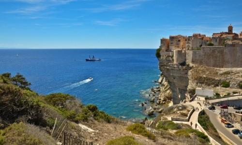 Zdjecie FRANCJA / Korsyka / Bonifacio / Korsyka. Bonifa