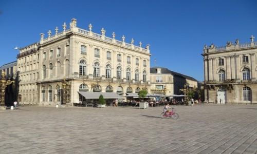 Zdjecie FRANCJA / Lotaryngia / Nancy / Place Stanislas...