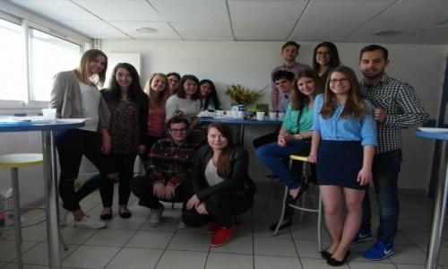 FRANCJA / Kraje Loary / Angers / Erasmus