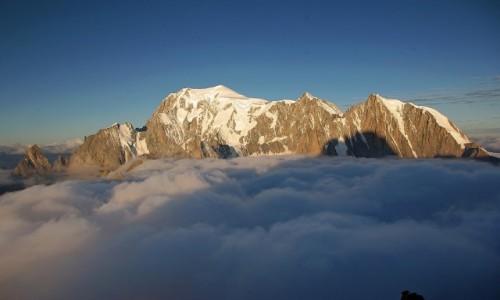Zdjecie FRANCJA / Auvergne-Rhône-Alpes / Chamonix / Mont Blanc