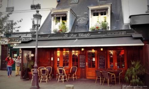 Zdjęcie FRANCJA / - / Paryż / Miejsce z klimatem