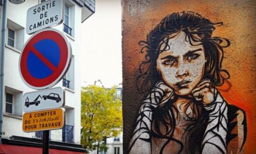 Zdjecie FRANCJA / - / Paryż / Piękna i zła...