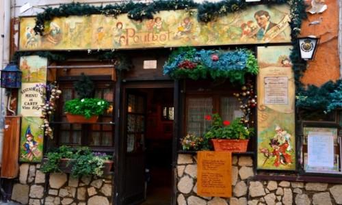 Zdjecie FRANCJA / - / Paryż / Bajkowa restauracja