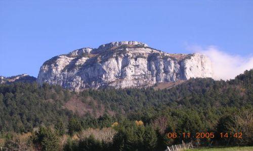 Zdjecie FRANCJA / Alpy / argonay / wspinaczkowa mekka