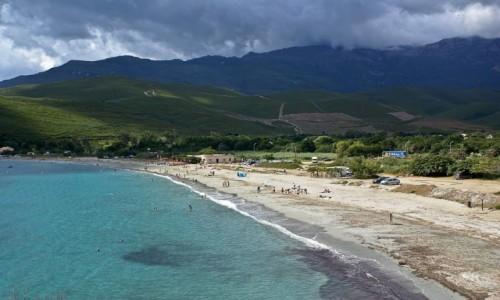 Zdjecie FRANCJA / Korsyka / Cap Corse / Burzowo