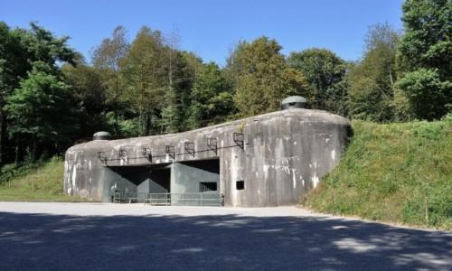 Zdjecie FRANCJA / Alzacja / Schoenenbourg / Schoenenbourg, linia Maginota