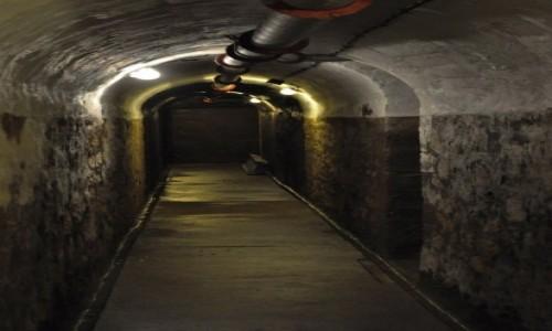 Zdjęcie FRANCJA / Alzacja / Schoenenbourg / Schoenenbourg, linia Maginota, zaułki