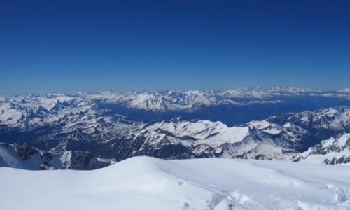 Zdjecie FRANCJA / alpy / Mont Blanc / Alpy