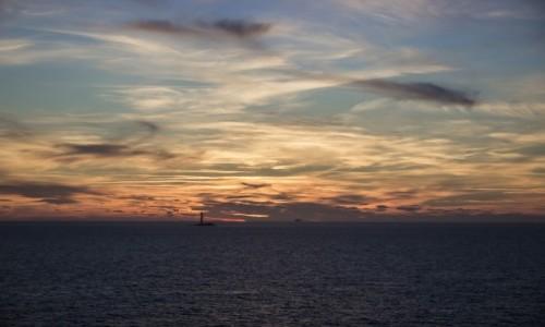 Zdjecie FRANCJA / - / Marsylia / zachód słońca z