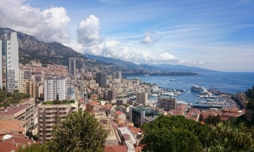 Zdjęcie FRANCJA / Lazurowe wybrzeze  / Monako / Monako