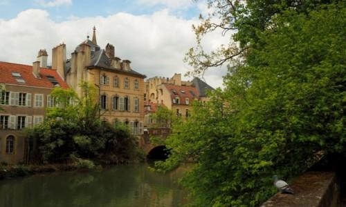 Zdjęcie FRANCJA / Lotaryngia / Metz / chwila wytchnienia...