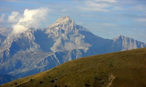 Zdjecie FRANCJA /  Auvergne-Rhône-Alpes / L'Obiou  / Król Prealp Delfinackich