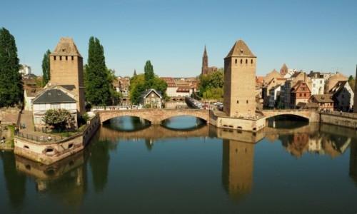 FRANCJA / Alzacja / Strasburg / można pokochać...