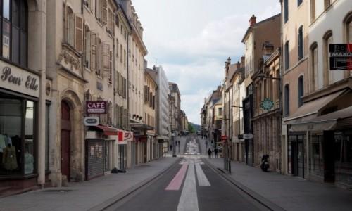 FRANCJA / Lotaryngia / Nancy / horyzontalnie