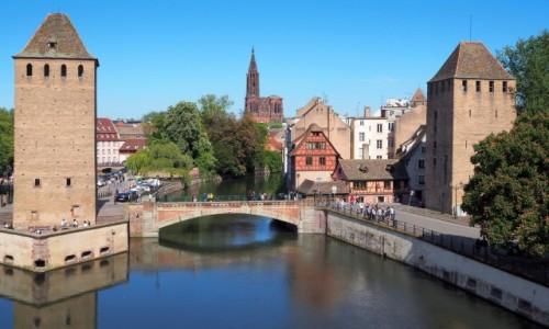 Zdjęcie FRANCJA / Alzacja / Strasburg / bez pośpiechu...
