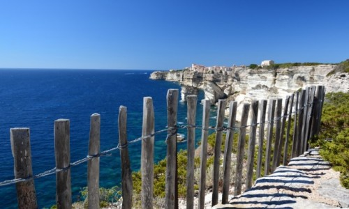 Zdjęcie FRANCJA / Korsyka / Bonifacio / Bonifacio