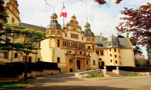 Zdjecie FRANCJA / Lotaryngia / Metz / Pałac Gubernatora...
