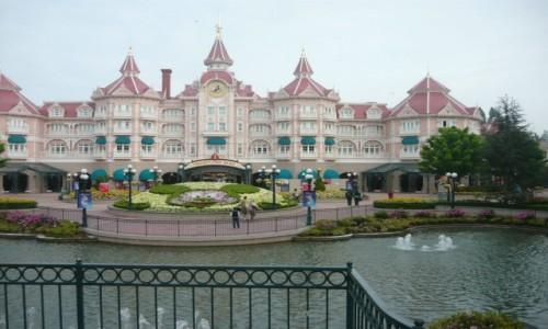 Zdjęcie FRANCJA / - / Disneyland Paris / Disneyland Paris
