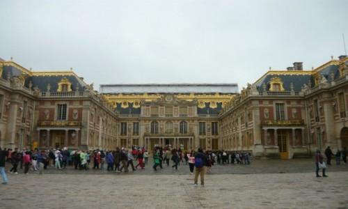 Zdjęcie FRANCJA / - / Pałac wersalski / Pałac wersalski