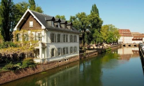 Zdjęcie FRANCJA / Alzacja / Strasburg / szczypta romantyzmu...