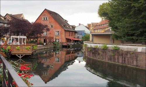 Zdjęcie FRANCJA / Alzacja / Colmar / Petite Venise...