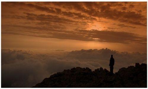 Zdjęcie FRANCJA / Alpy Graickie / Masyw Mont Blanc / Gdy mnie nie będzie...