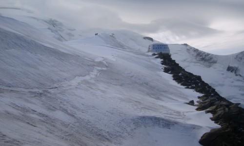Zdjęcie FRANCJA / Masyw Mont Blanc / Schronisko Gouter / Gouter 3817 m n.p.m.
